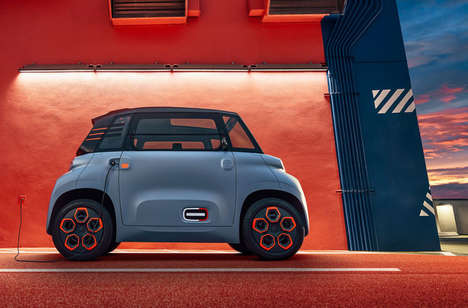 Electrically-Powered Small Urban Vehicles