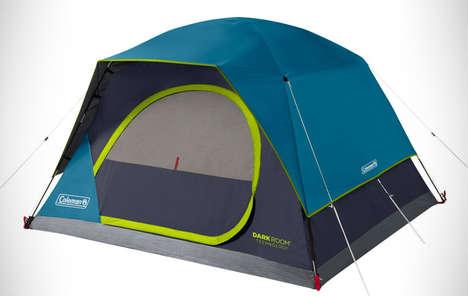 Sunlight-Blocking Tents