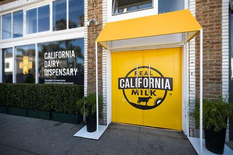 Dairy Dispensary Pop-Ups