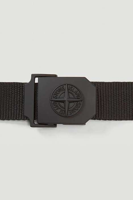 Minimally Designed Woven Belts