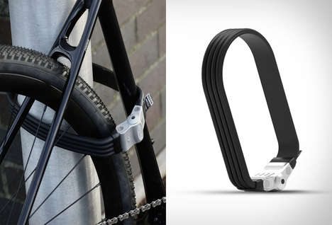 Flexible Cyclist Security Accessories