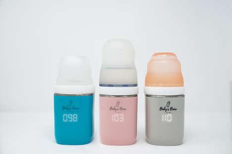Portable Baby Bottle Warmers