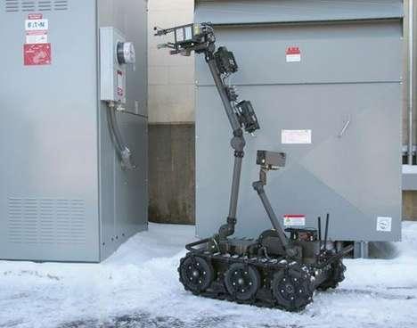 Enterprise-Ready Safety Robots