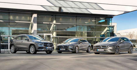 Plug-In Hybrid Variant Announcements