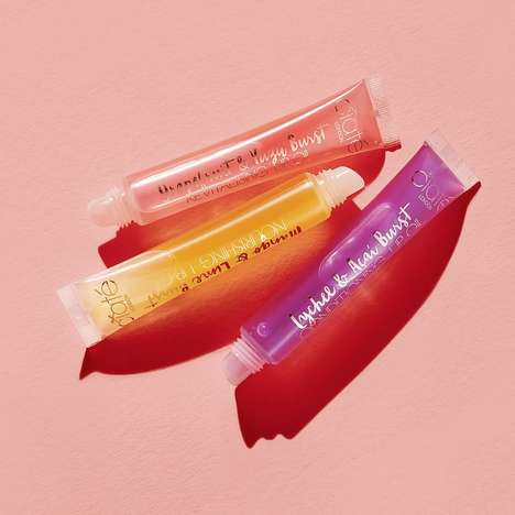 Antioxidant-Rich Hydrating Lip Balms