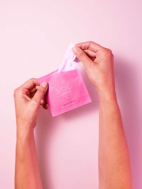 Full-Body Tanning Towelettes