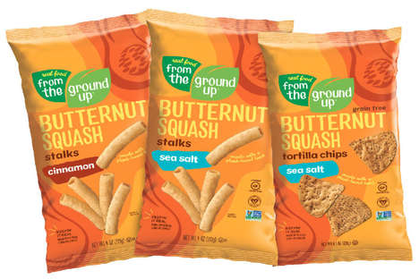 Butternut Squash Snacks