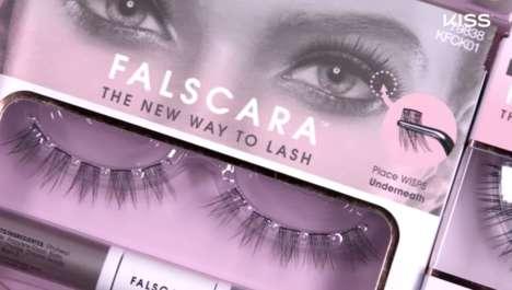Under-Eyelash Extensions
