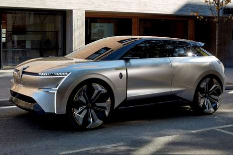 Expandable Electric SUVs