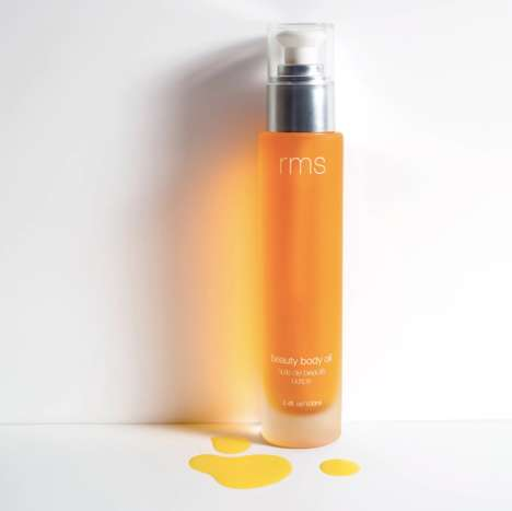 Concentrated Body Oils