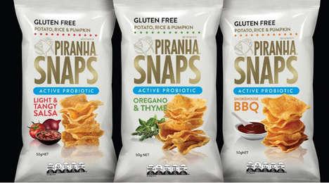 Crispy Active Probiotic Chips