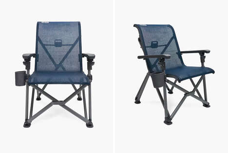 Ultra-Sturdy Camper Seating Solutions