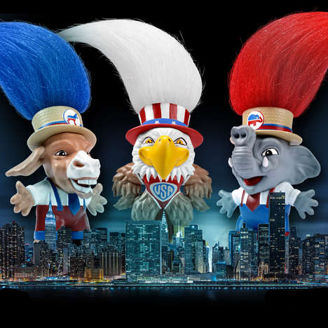 Political Troll Toys