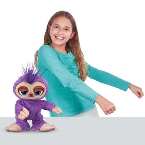 Dancing Sloth Toys