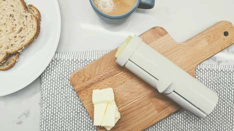 Butter-Portioning Kitchen Devices