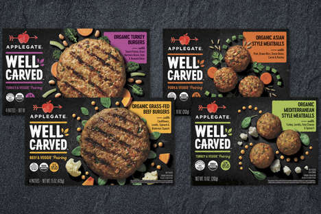 Flexitarian Meat Products