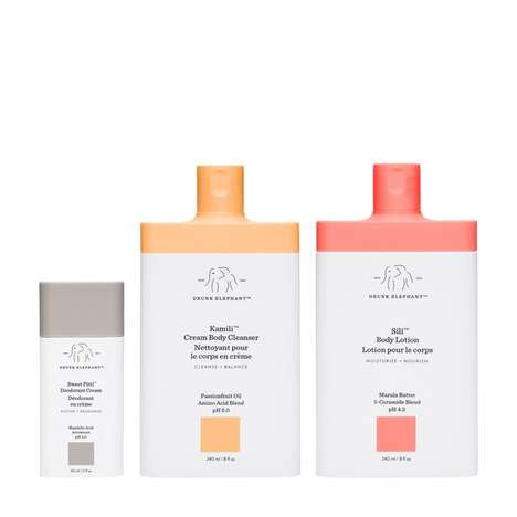 Clean Body Care Collections