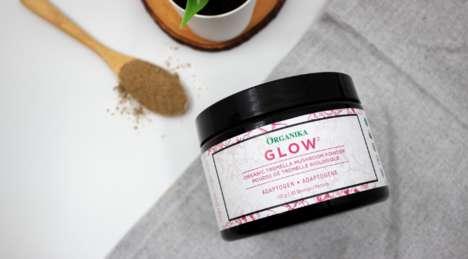 Glow-Boosting Tremella Mushroom Powders