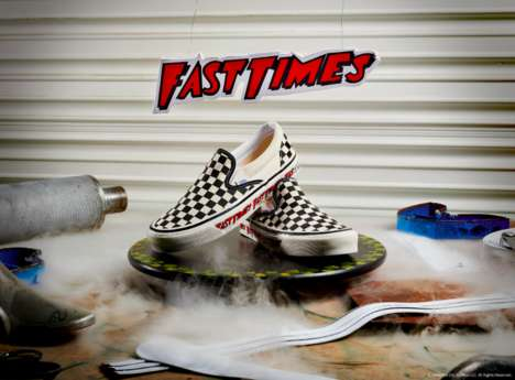 1980's Film-Inspired Sneakers