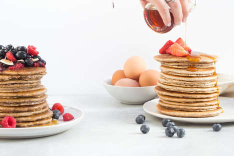 Grain-Free Pancake Mixes