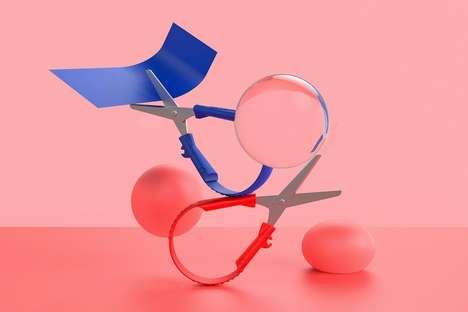Springy Scissor Accessories