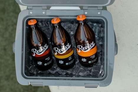 Classic Soda-Inspired Kombuchas