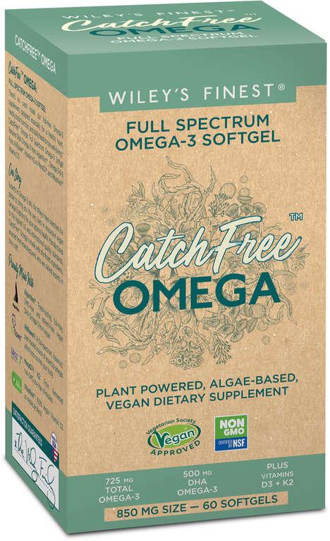 Plant-Based Omega Supplements