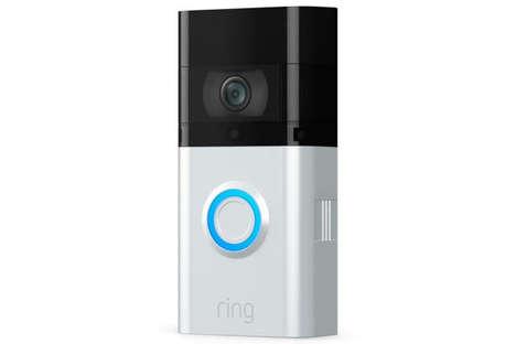 Preventative Doorbell Video Feeds