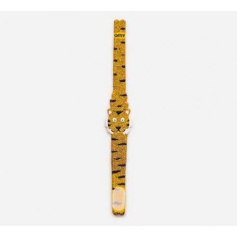 Animal-Themed Snap-On Bracelets
