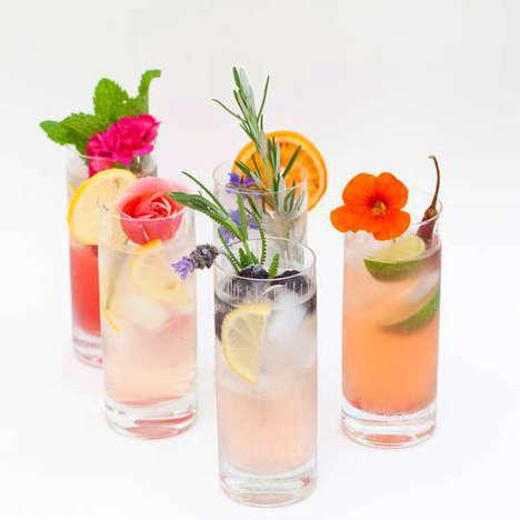 Alcohol-Free CBD Cocktails
