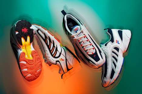Reimaged Chunky 90s Sneakers