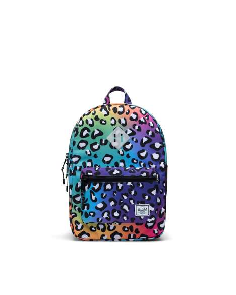 Vivid Animal Print Backpacks