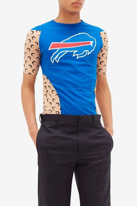 Vibrant Breathable Jersey Tops