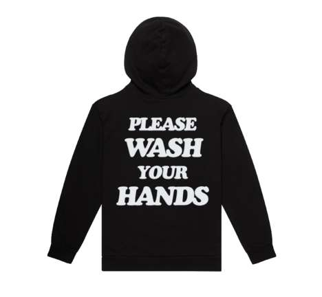 Hand Washing-Themed Apparel
