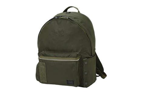 Militaristic Urban Bag Capsules