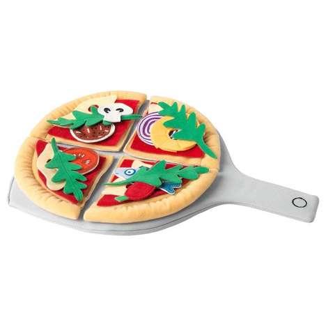 Felt Pizza Toys