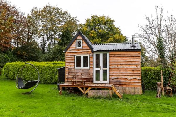Low-Cost DIY Tiny Homes