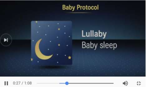 Baby-Targeting Sleep-Inducing Car Features