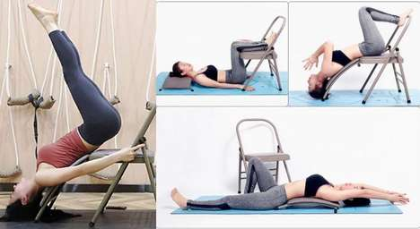 Yoga Practice Seating Solutions