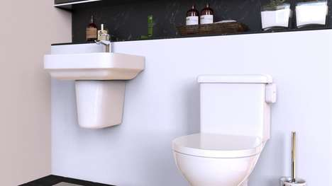 Automated Chemical-Free Toilet Cleaners