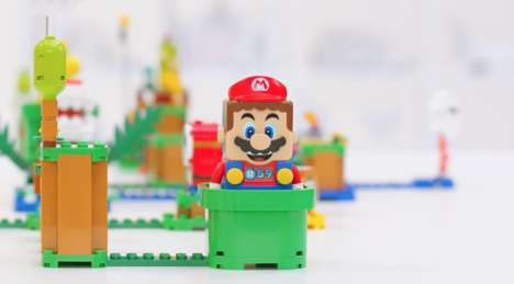 Video Game-Inspired Toy Sets