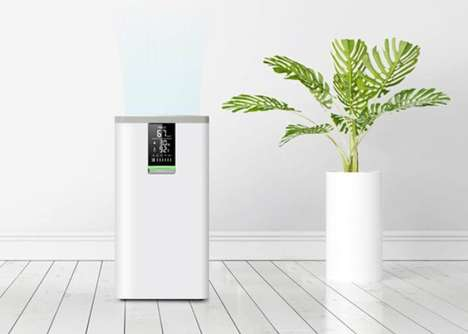 Smart Home Air Purifiers