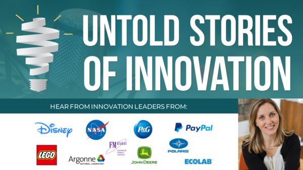Innovation Storytelling Podcasts