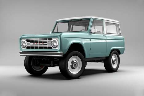 Electrified Classic Car Releases