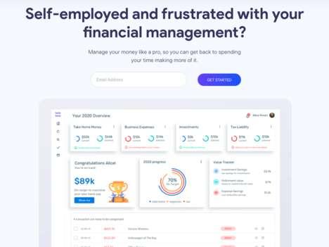 Self-Employed Money Management Platforms