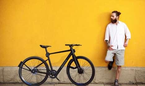 Ultra-Slim Urban Commuter eBikes