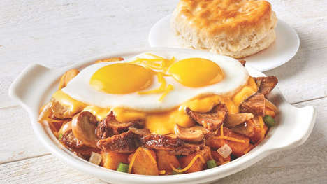 Satisfying Skillet Breakfast Menus