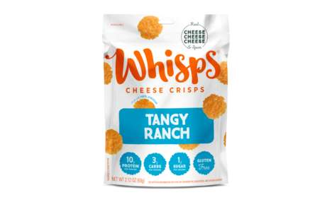 Tangy Cheese-Made Snacks