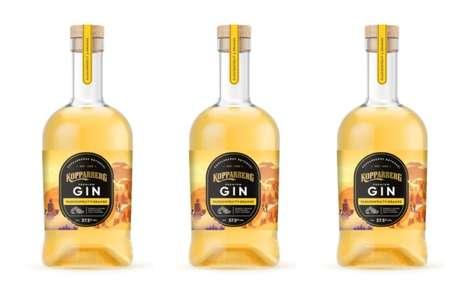 Alternative Infused Gin Spirits