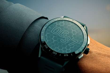 Luxury Connected Watch Releases